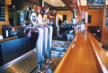 bar in a pub