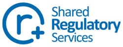 Shared Regulatory Services logo